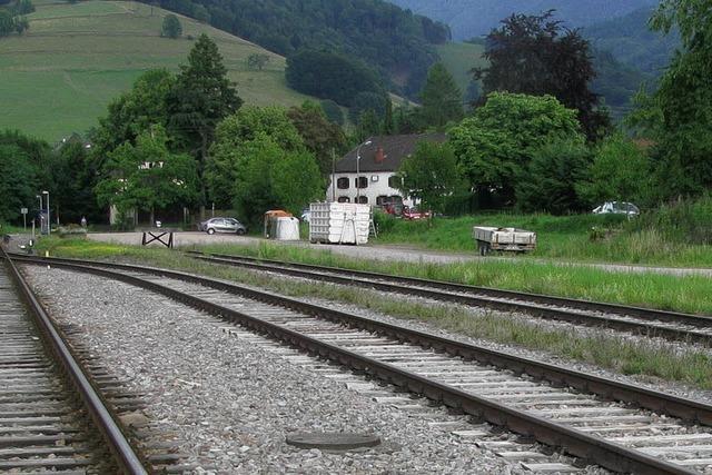 SWEG verzichtet auf drittes Gleis im Kopfbahnhof