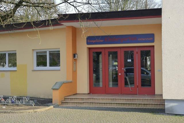 Kindergarten bleibt in jetziger Form bestehen