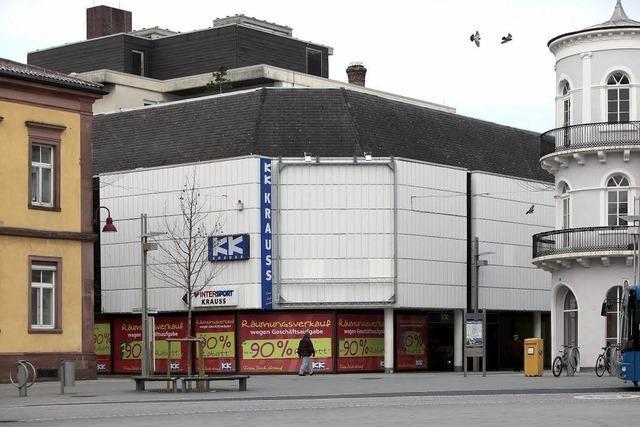 C&A und New Yorker eröffenen Filialen im ehemaligen Kaufhaus Krauss