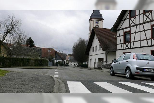 Neuer Belag für Kirchstraße