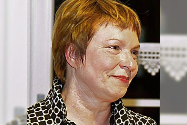 Sibylle Laurischk kandidiert 2013 nicht mehr für den Bundestag