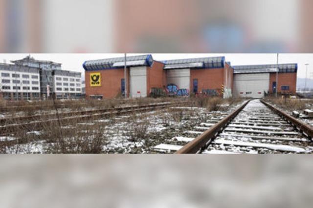 Postbahnhof wird abgerissen - nur 28 Jahre nach seinem Bau