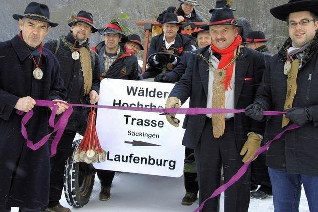 Die schnelle Trasse nach Laufenburg