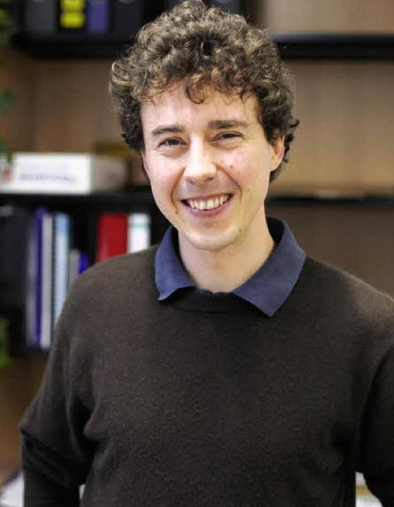 Andreas Hartmann, Doktorand, Promovierender, Universität Freiburg, ProDoc  | Foto: David Richard Cibis
