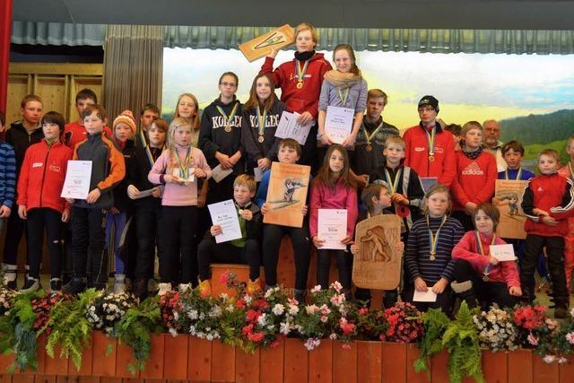 Schüler ermitteln die besten Wintersportler