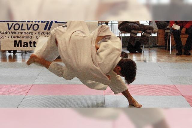Hochrhein-Judoka mit fünf Medaillen dekoriert