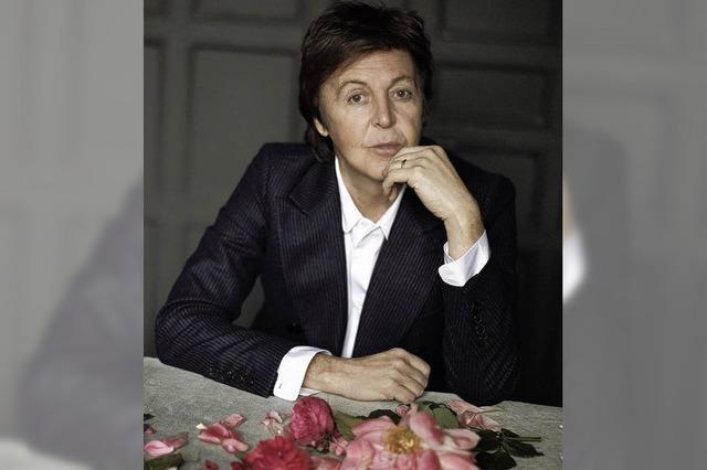 Paul McCartneys neue CD - Zurück in die Kinderjahre