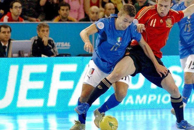 Warum Futsal in Südbaden nicht voran kommt
