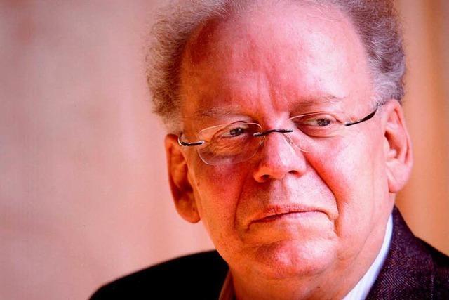 Rainer Kussmaul erhält Reinhold-Schneider-Preis 2012