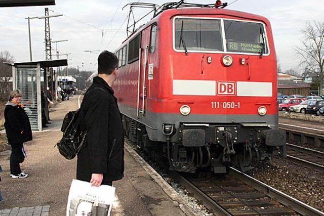 Bund investiert in Bahnhof