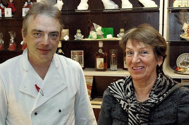 Das Breisacher Café Bechtel hat einen neuen Inhaber