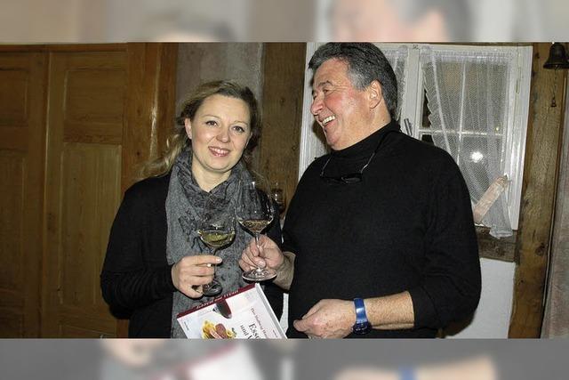 Wie Wein und Schokolade den Gästen mundet