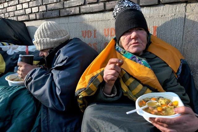 In Titisee-Neustadt gibt es keinen Kälteschutz für Obdachlose