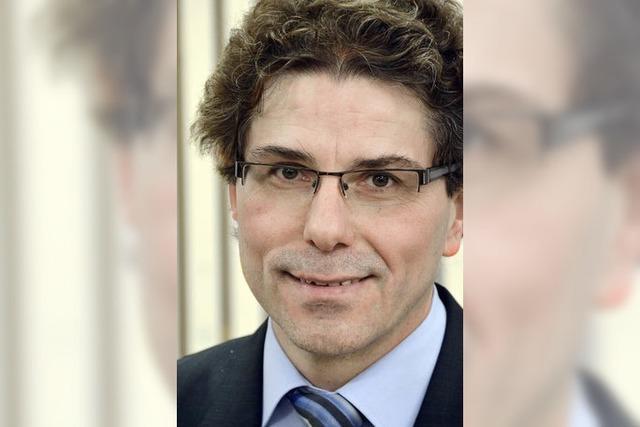 Der neue Buchenbacher Bürgermeister über seine Pläne