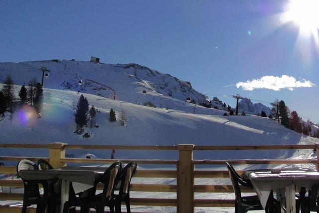Immer wieder zurück in die Dolomiten