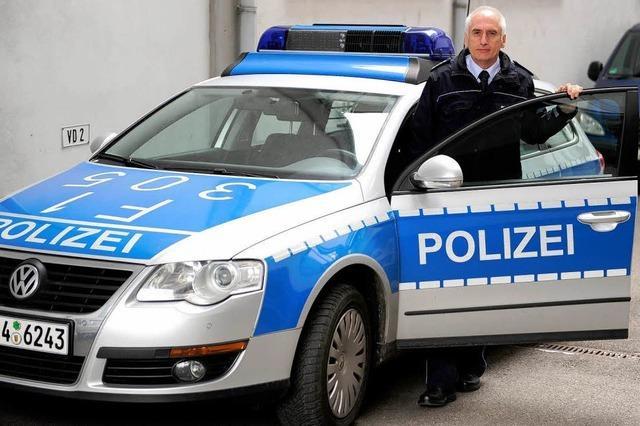 Walter Veeser: Der Polizist, der das Schlimmste sagen muss