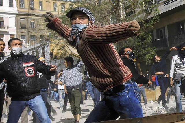 Ägypten: Das Chaos breitet sich aus