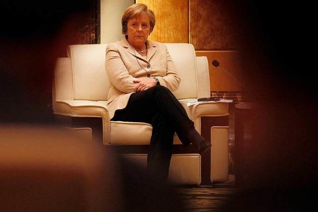 Merkel darf chinesischen Anwalt nicht treffen