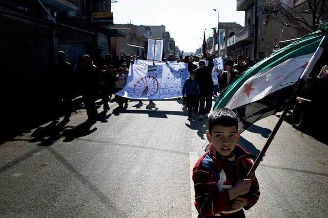 Blutbad in Homs – Hunderte Syrer getötet