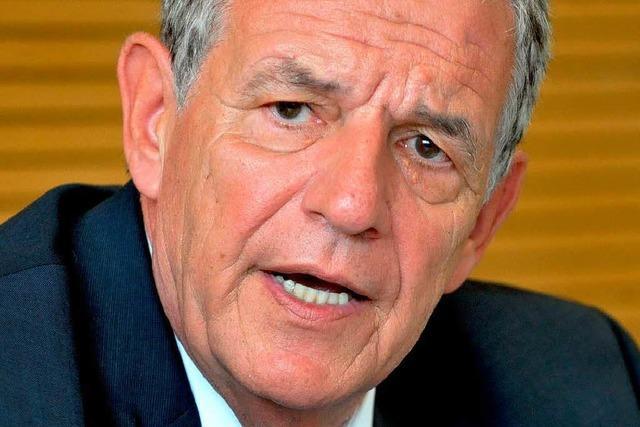 Stickelberger und CDU sind gegen Scharia-Gerichte