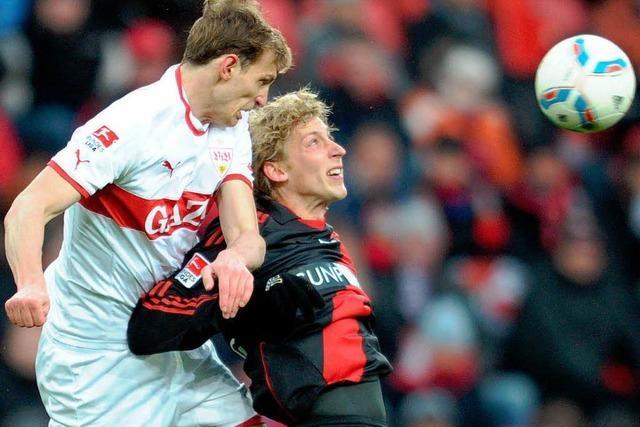 Bayer verspielt 300. Heimsieg gegen Stuttgart