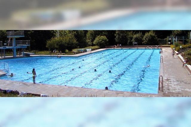 Weitere Sanierungsarbeiten im Schwimmbad sind notwendig