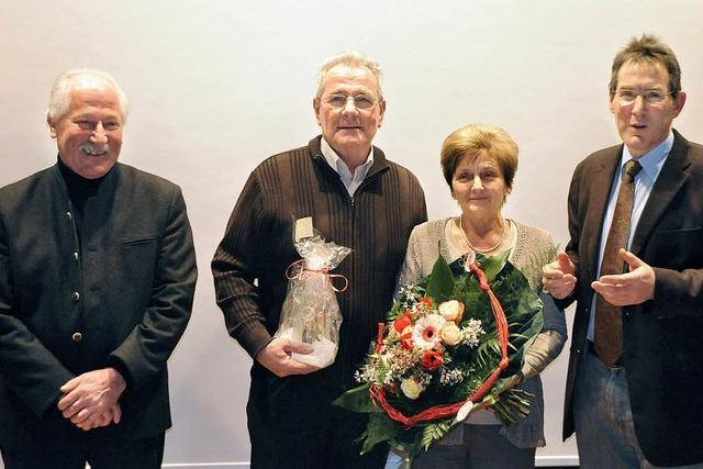 Manfred Wössner ist Ehrenmitglied