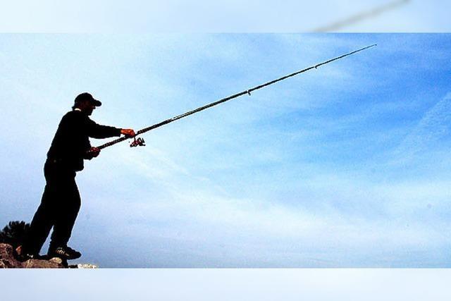 Angler streben eine Pacht- Gemeinschaft an