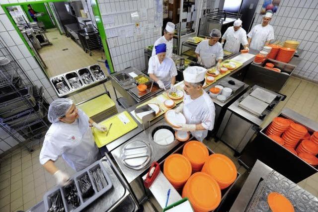 Kartaus-Küche bleibt bald kalt