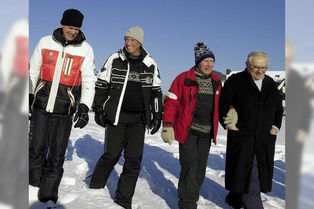 Der Schwarzwald ist die Wiege des deutschen Skisports