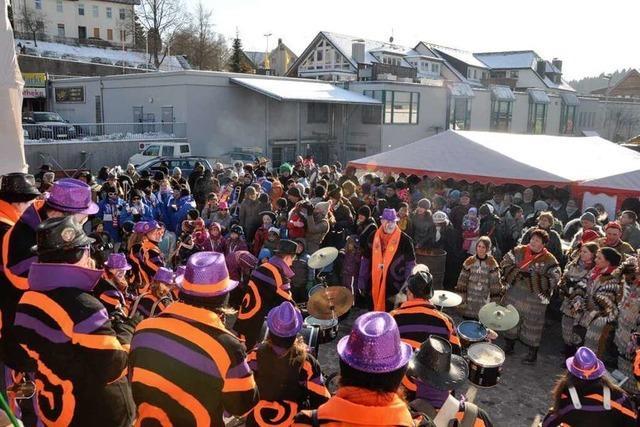Fotos: Ställ-Fäscht Oben Er in Rickenbach