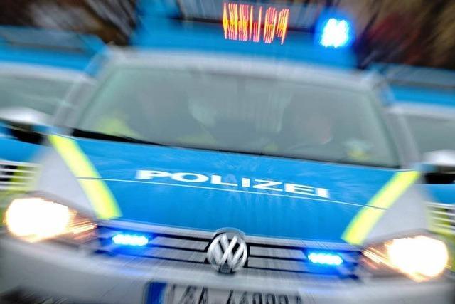 Vier Verletzte bei Auffahrunfall auf Autobahn