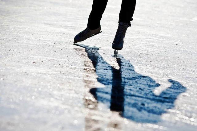 Eislaufen: Wo ist es in Südbaden möglich und wo nicht?
