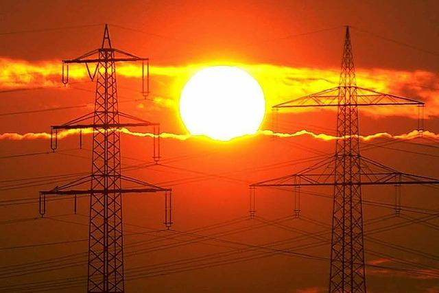 Stromversorgung trotzt der Kälte
