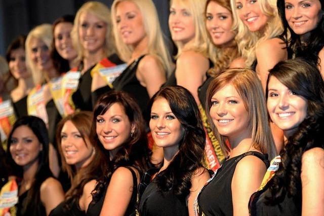 Miss Germany 2012: Wer wird die Schönste im ganzen Land?