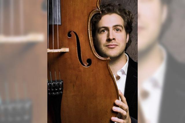 SONNTAG: KLASSIK: Cellokunst