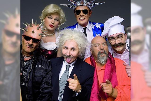 SONNTAG: POP-ROCK: Spaßlieder aus Österreich