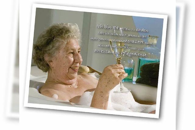 Pflegepersonal muss Intimsphäre achten