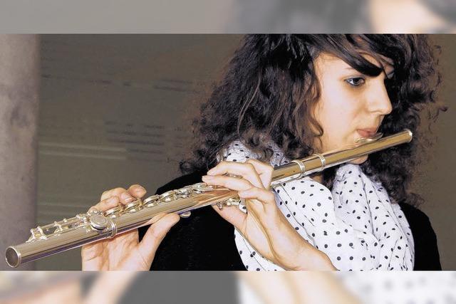60 junge Musiker stellen sich der Jury