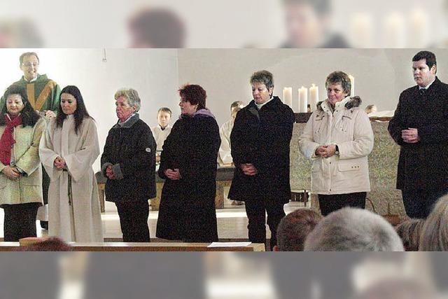 Die neue gemeinsame Pfarrei nimmt Fahrt auf