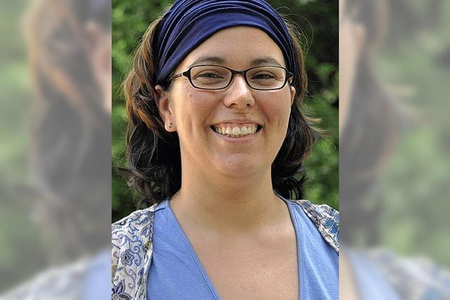 Natalie Wiesner wieder nach Bad Säckingen