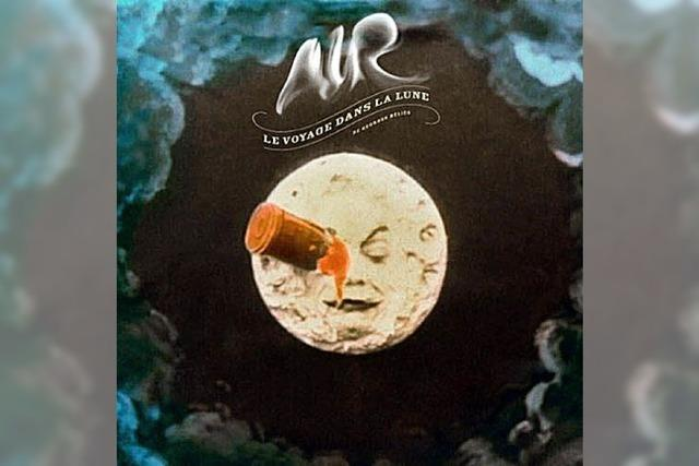 CD: ELEKTROPOP: Musik für die Reise zum Mond
