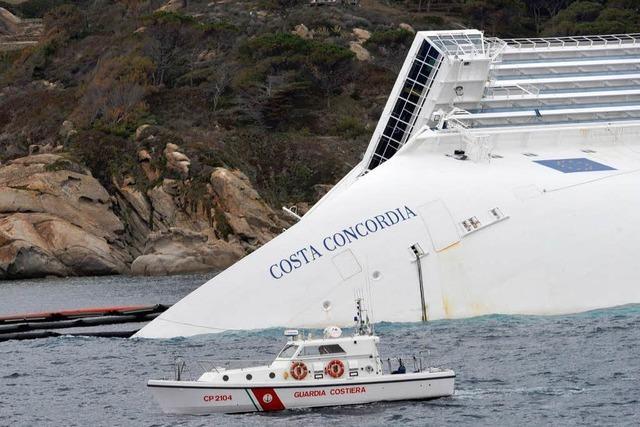 Costa Concordia: Schettino hat weiter Hausarrest