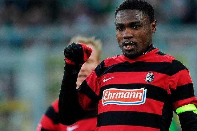 Makiadi hat beim SC Freiburg mehr Verantwortung übernommen