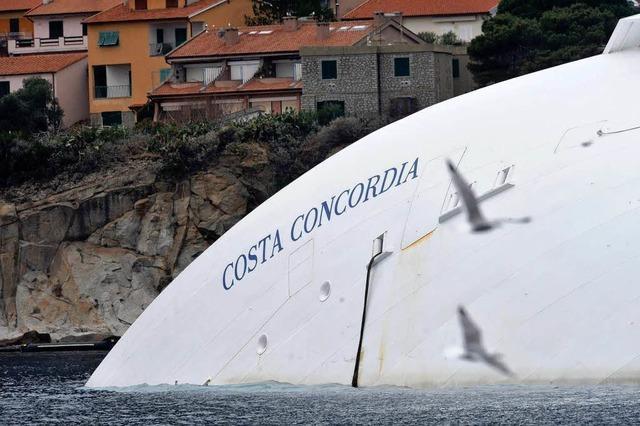 Anwalt aus Singen vertritt Costa Concordia-Opfer