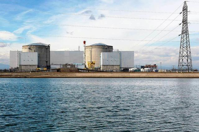 Sarkozy besucht überraschend Atomkraftwerk Fessenheim