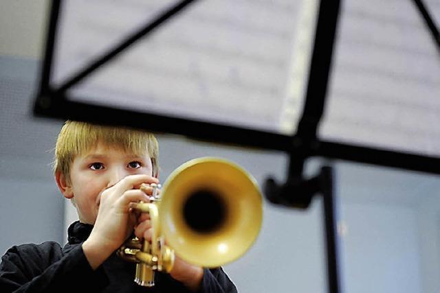 Musikalischer Nachwuchs hat Talent