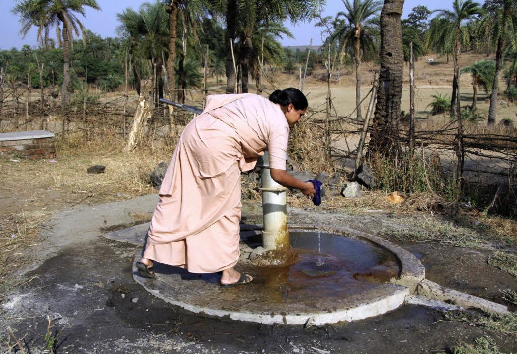 Indienhilfe Wasser ist Leben  | Foto: Valentin Hettich