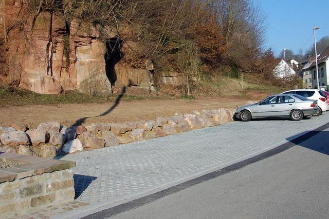 Zehn neue Parkplätze