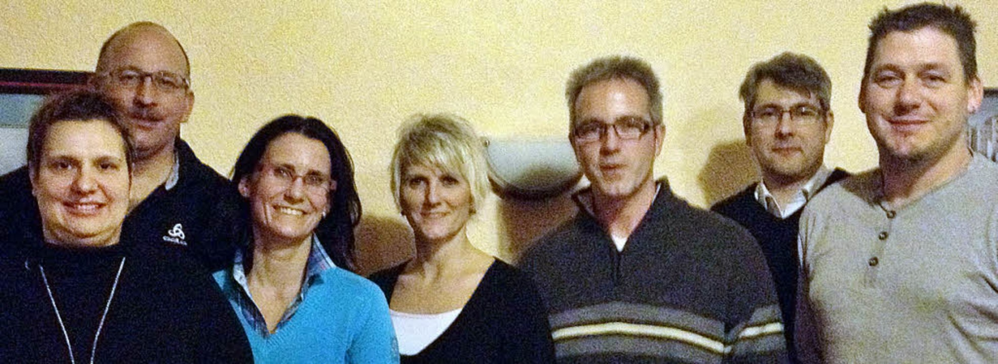 Der Vorstand des Skiclubs Weil (von li... Peer Schröder und Andreas Vierthaler   | Foto: BZ
